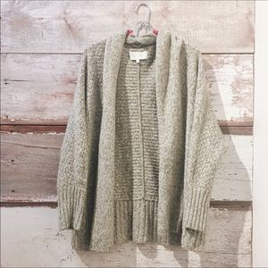 slouchy knit cardigan// Urban Outfitters